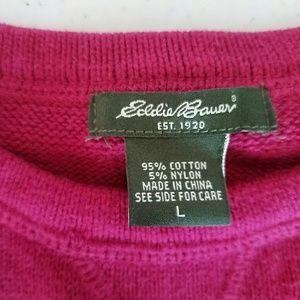 Eddie Bauer Sweaters - Eddie Bauer Woman's Sweater